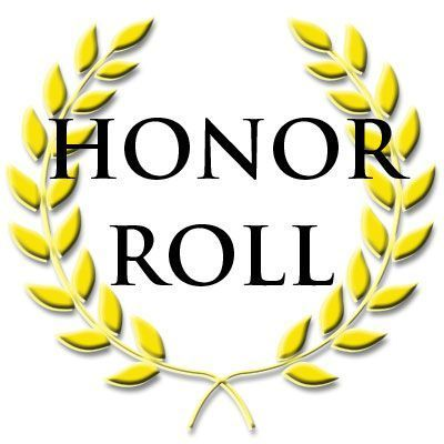 CONGRATULATIONS AGS 3RD QUARTER HONOR ROLL STUDENTS