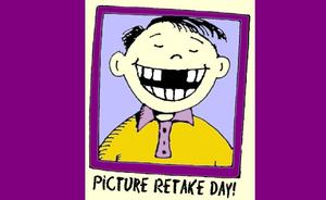 Picture Retake Day - November 10th