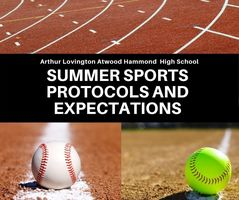Summer Sports Protocols and Expecations