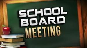School Board Meeting Location Update