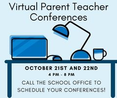 Schedule your Parent Teacher Conferences