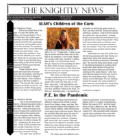 October Edition of The Knightly News