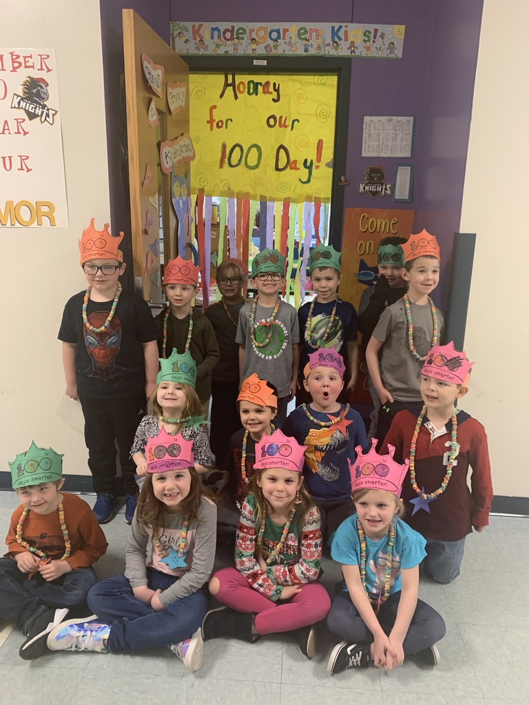 Hooray for 100 Day!