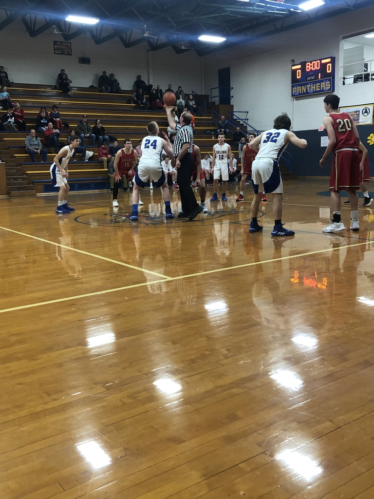 Tip off at Oblong